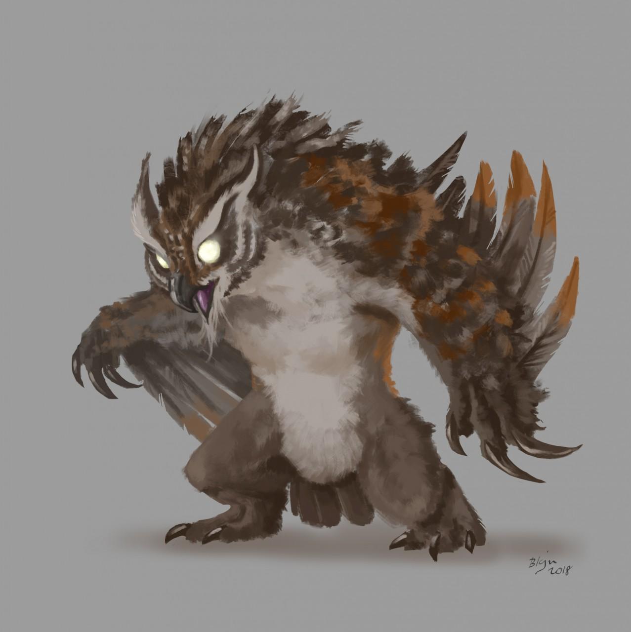 Shrike Dauntless fanart